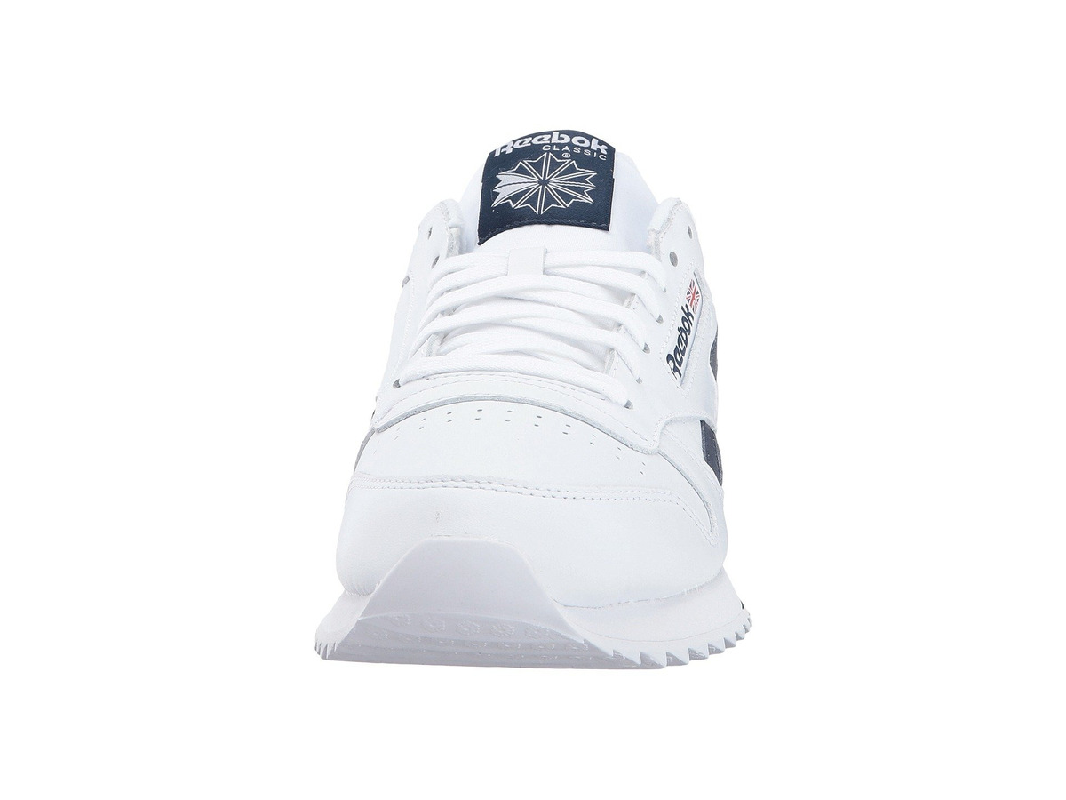 2df12db2ae33d3 zapatillas hombre reebok classic leather ripple low bp. Cargando zoom.