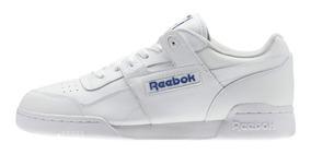 Zapatillas Hombre Reebok Classic Workout Plus Blanco Oferta