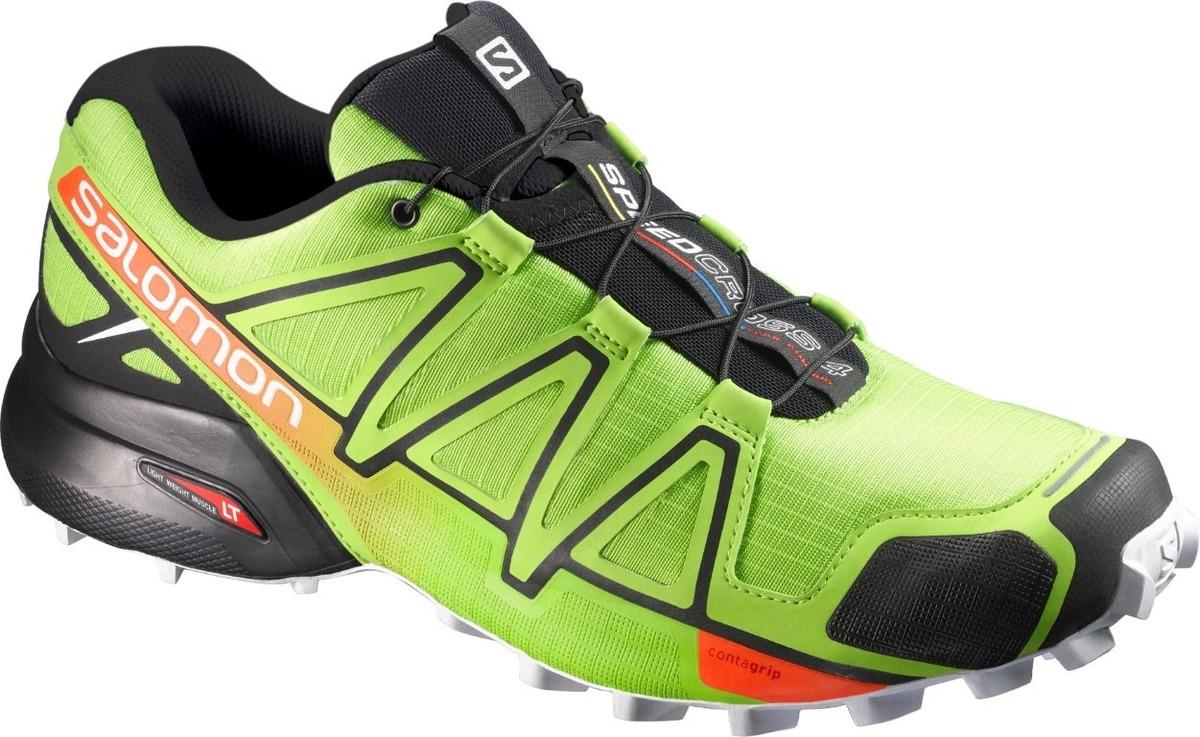 Zapatillas Hombre Salomon - Speedcross 4 - Trail Running