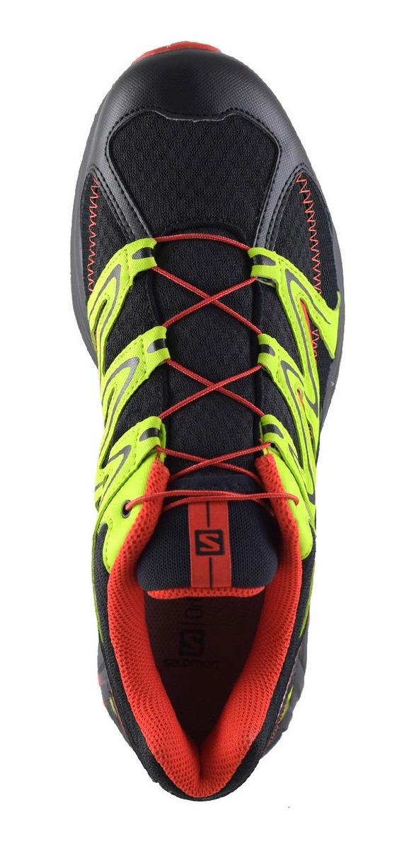Zapatillas Hombre Salomon Trail Running Xt Weeze 2 Bk/li