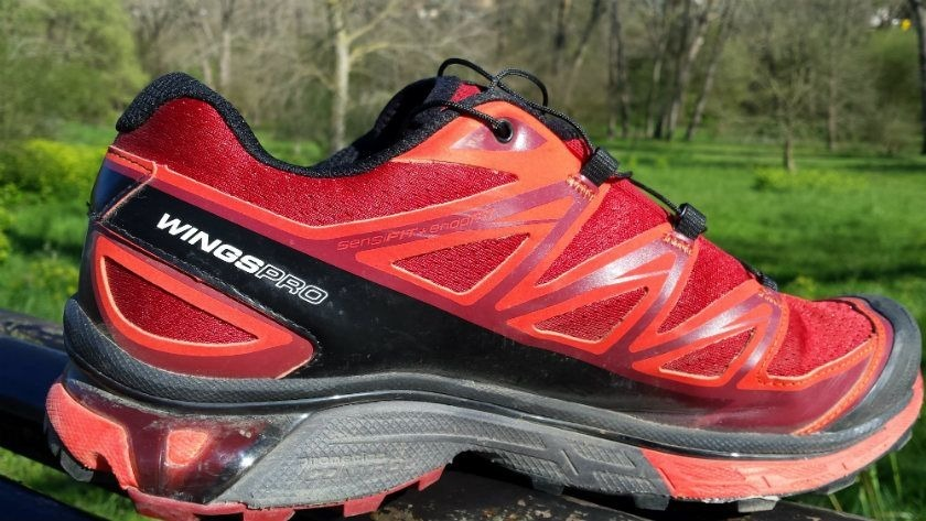 Zapatillas Hombre Salomon Wings Pro Trail Running