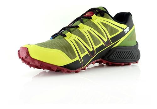 zapatillas hombres deportivas  i-run 3256-mw luminares