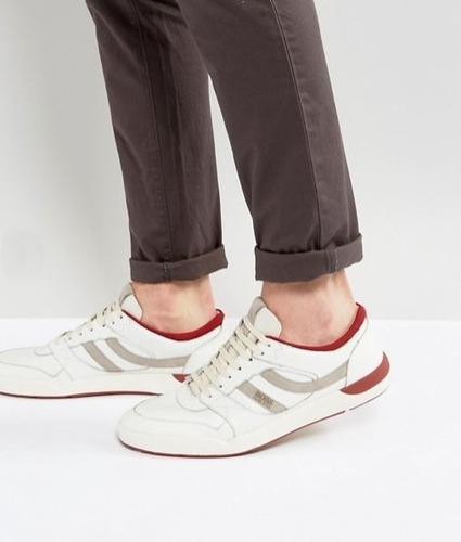 zapatillas hugo boss talla 41 cuero