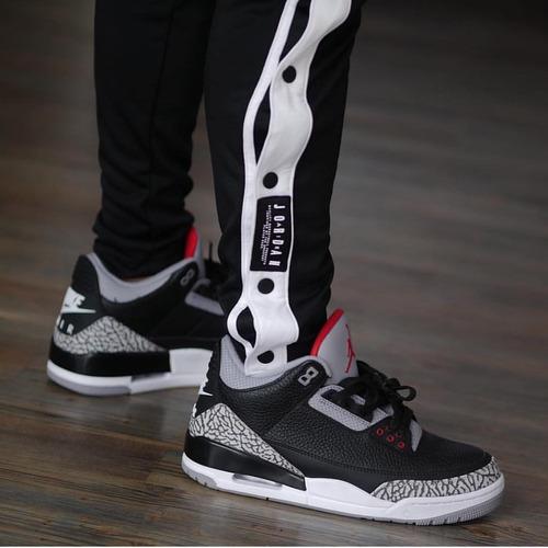 zapatillas importadas/ nike jordan retro 3/ para hombre