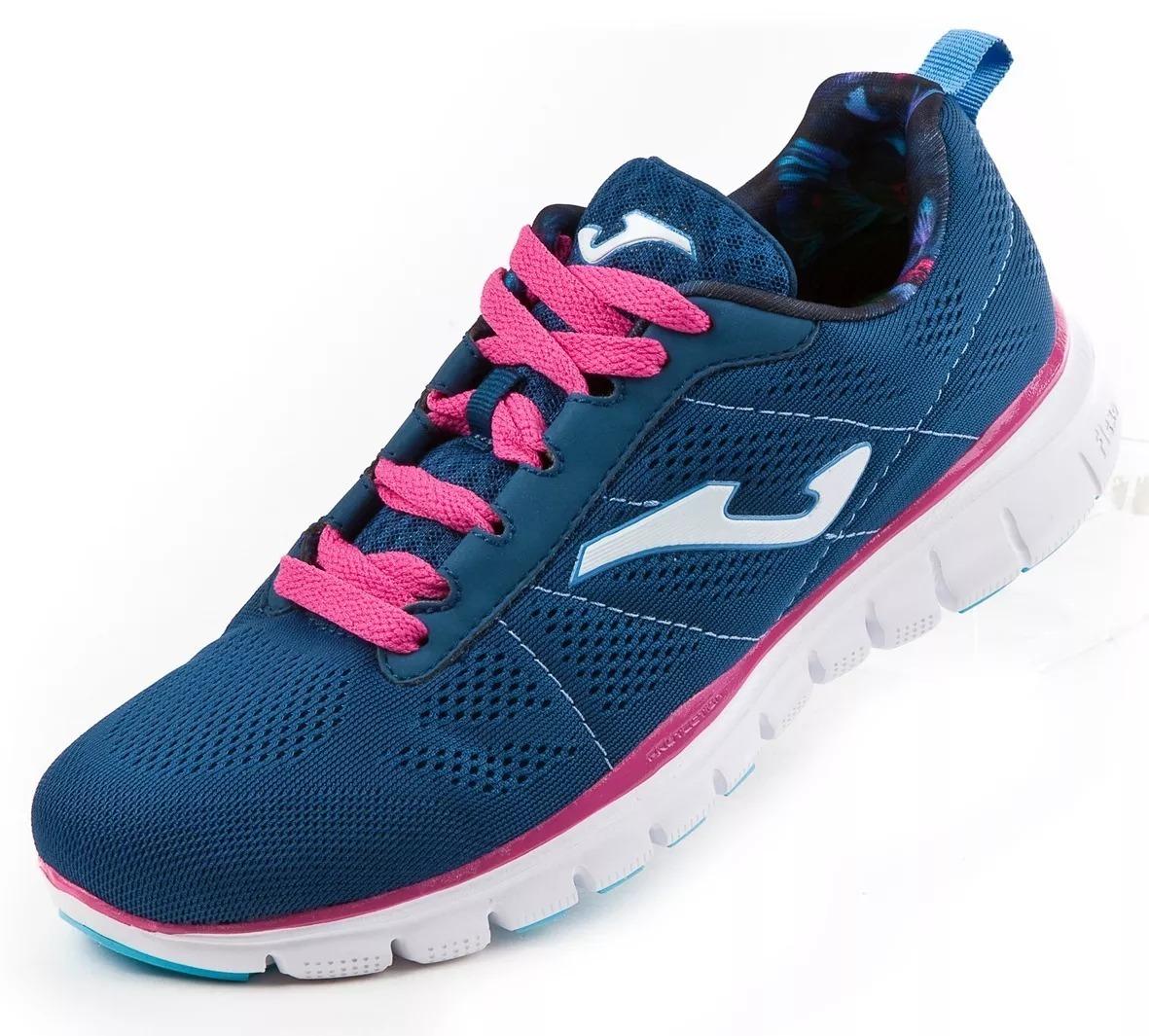 d7fb354874c Zapatillas Joma Mujer Tempo Lady Fitnes Memory Foam - $ 1.758,90 en ...