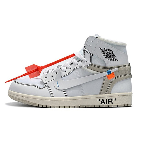 zapatillas jordan air 1 off-white