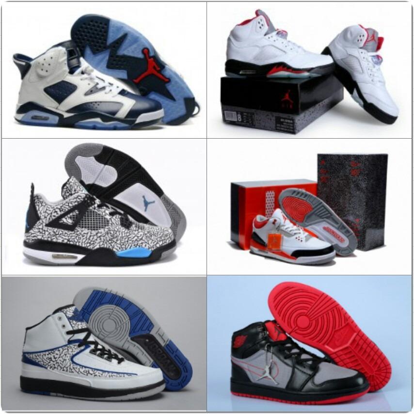 zapatillas jordan desde s/.399 ( a pedido)