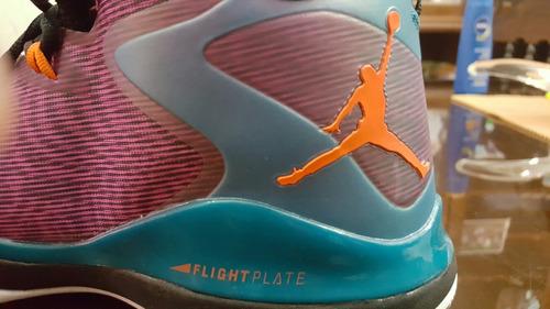 zapatillas jordan flight plate