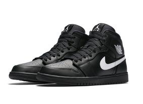 Nike Urbanas Zapatillas Negras Botitas Jordan Originales Mid O0wPXNnk8