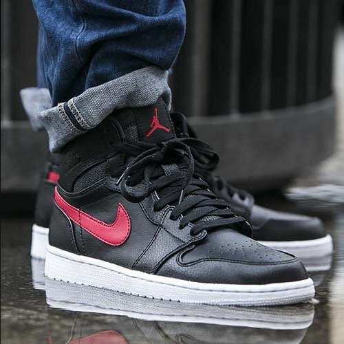261f1880 Zapatillas Jordan Retro 1 Rare Air Bred - S/ 360,00 en Mercado Libre