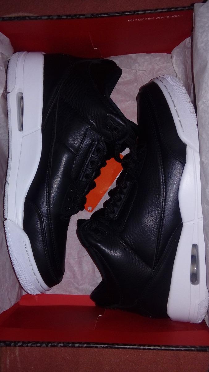Zapatillas Jordan Retro 3 -   60.000 en Mercado Libre f2e5149bc08