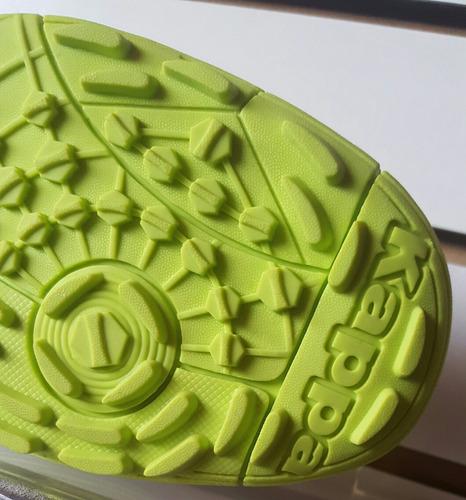 zapatillas kappa helium turf para sintetica 100%original imp