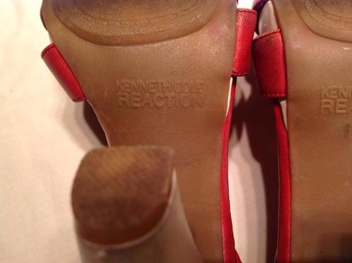 zapatillas keneth cole no. 25mx