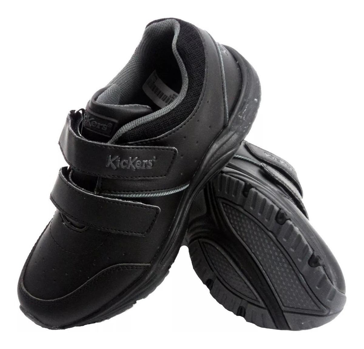 Colegial Zapatillas Eezap Drake 585349 Niño Kickers BrWedCxo