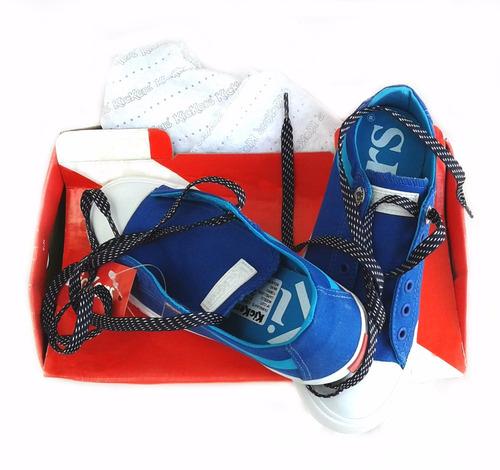 zapatillas kickers niños