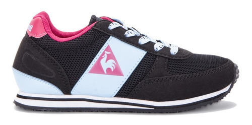 zapatillas kl runner kids negro kids le coq sportif original