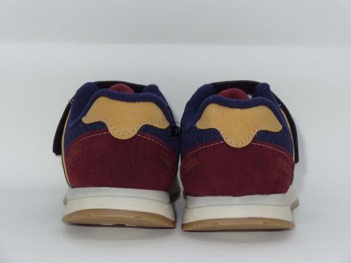 zapatillas klin varón abrojo dreams calzado caballito urbana