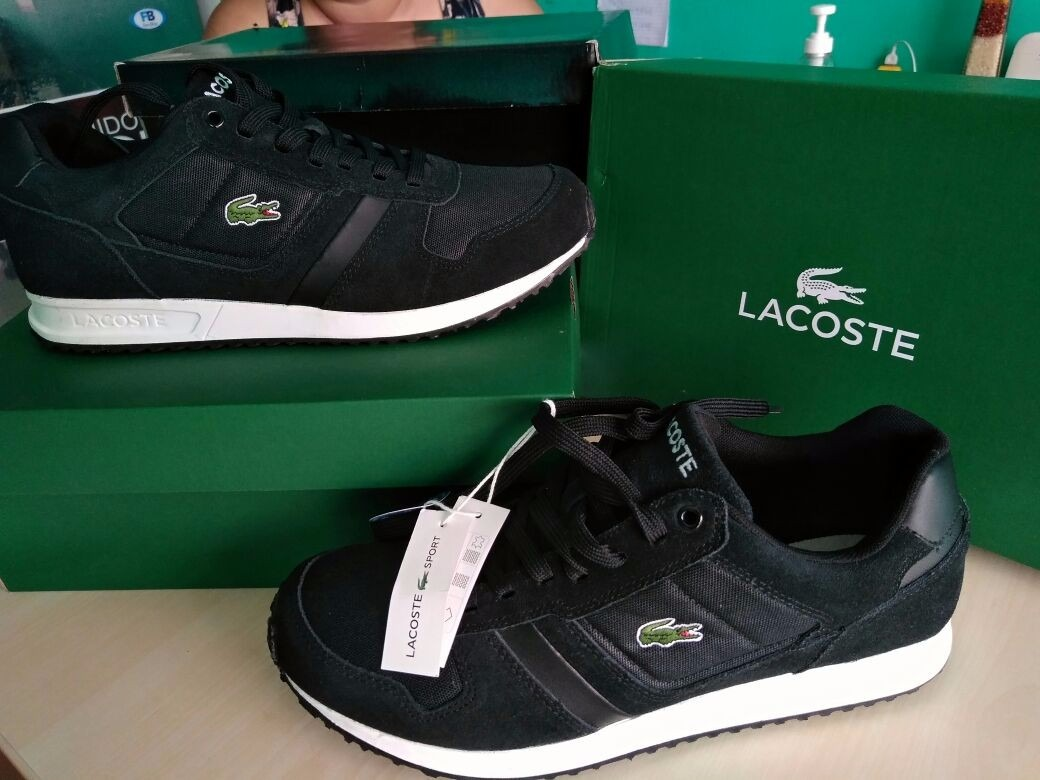 a6237fc4298 zapatillas lacoste originales precios de locura !!! Cargando zoom.