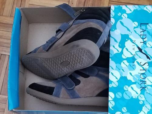 zapatillas lady stock mujer