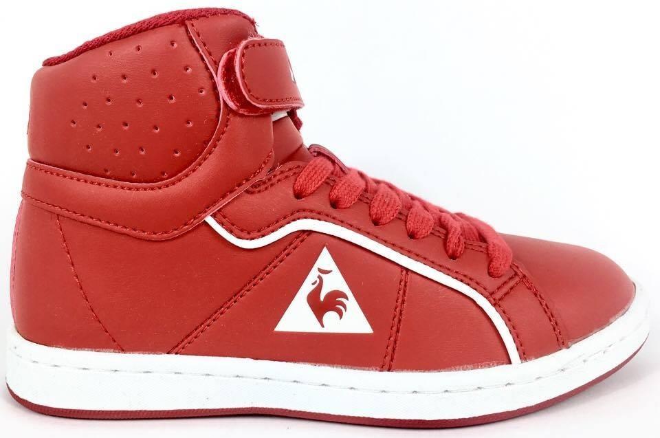 5a4fe118c2110 zapatillas le coq rojas botitas niños chicos unisex nuevo ! Cargando zoom.