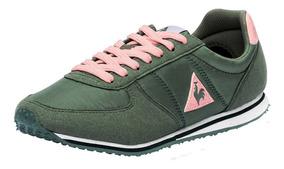 Zapatillas Mujer Urbanas Green Bolivar Nylon Le Coq Sportif rdCQxtsh