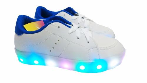 zapatillas led atomik luces nene mundo moda kids roma