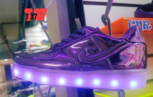 zapatillas led con cargador usb del 21 al 39
