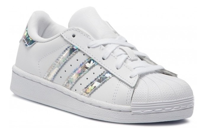 Superstar C Adidas Niños Lifestyle Zapatillas ZPuikXO