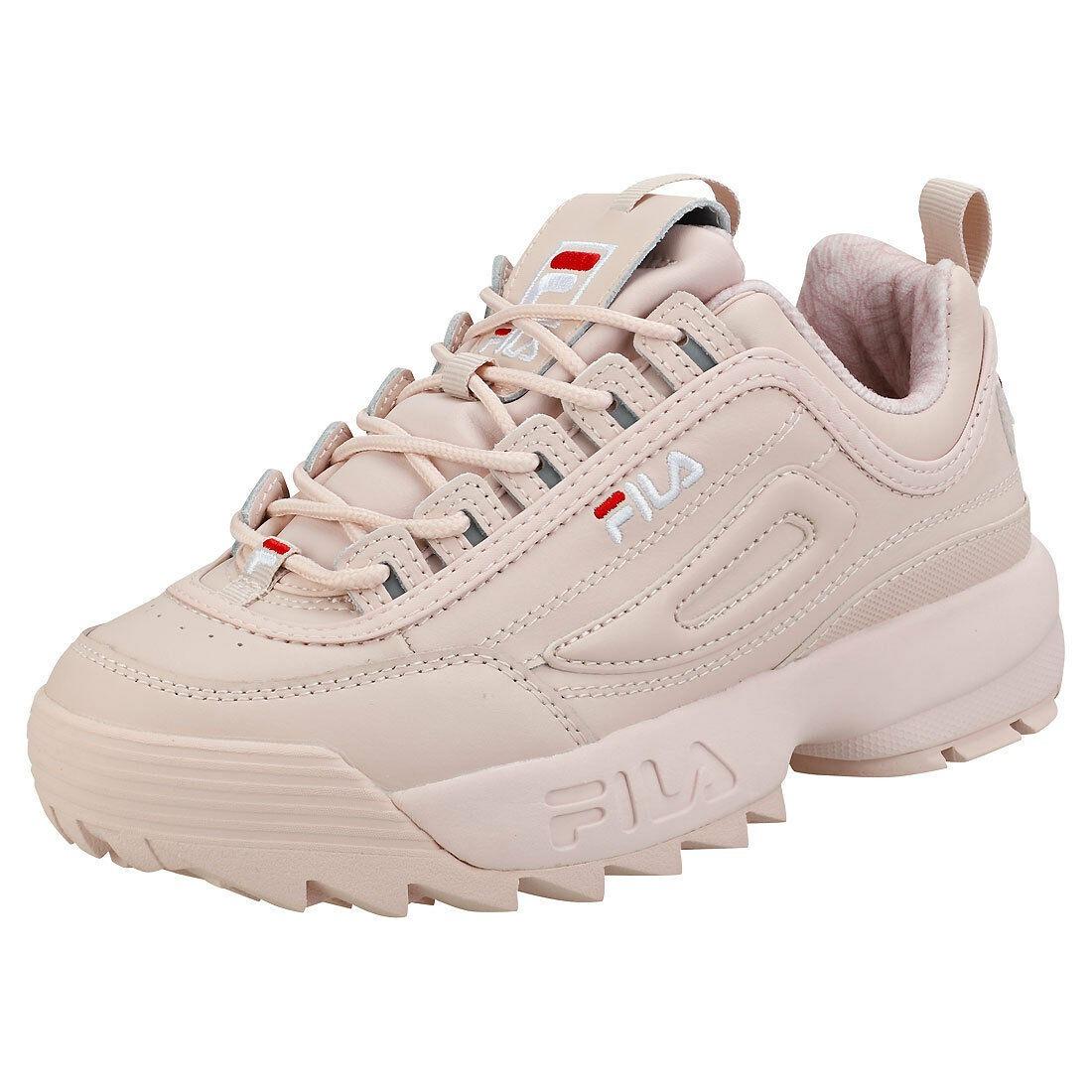46a0981245e zapatillas lifestyle fila disruptor il rosa mujer. Cargando zoom.