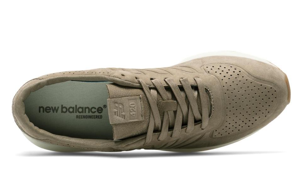 Zapatillas New Balance 420 Deconstructed Hombre