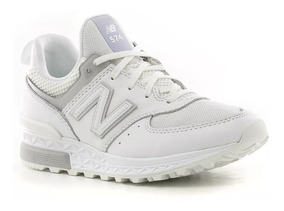 8e269866 Zapatillas Lifestyle New Balance Ws574 Ddb Mujer