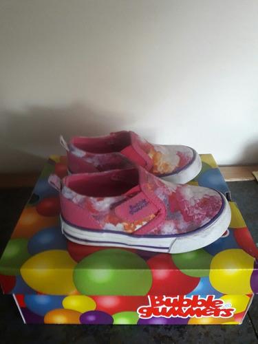 zapatillas lona bubble gummers n° 22
