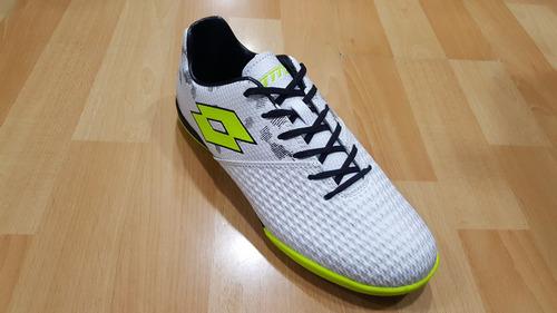 zapatillas lotto para futbol tf - new  originales