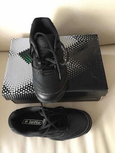 zapatillas lotto para niño