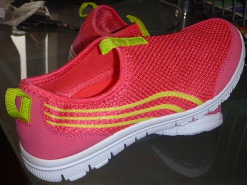 zapatillas malla super cool, respirable (lemai)
