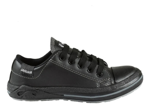 zapatillas marca jaguar casual cuerina oferta! art. 410
