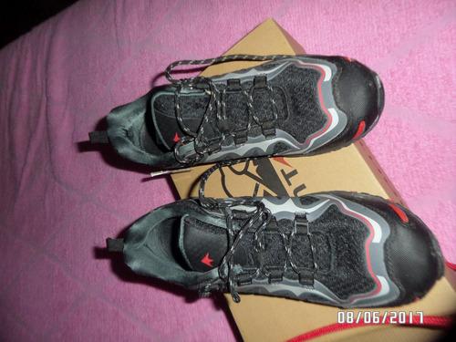 zapatillas marca montagne mod britton