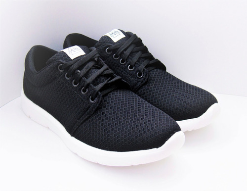 zapatillas marca rcn ultraliviana negra