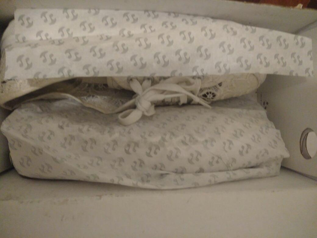 Zapatillas Marca Superga Tipo Converse Talle 38 Blancas $ 1.655,00