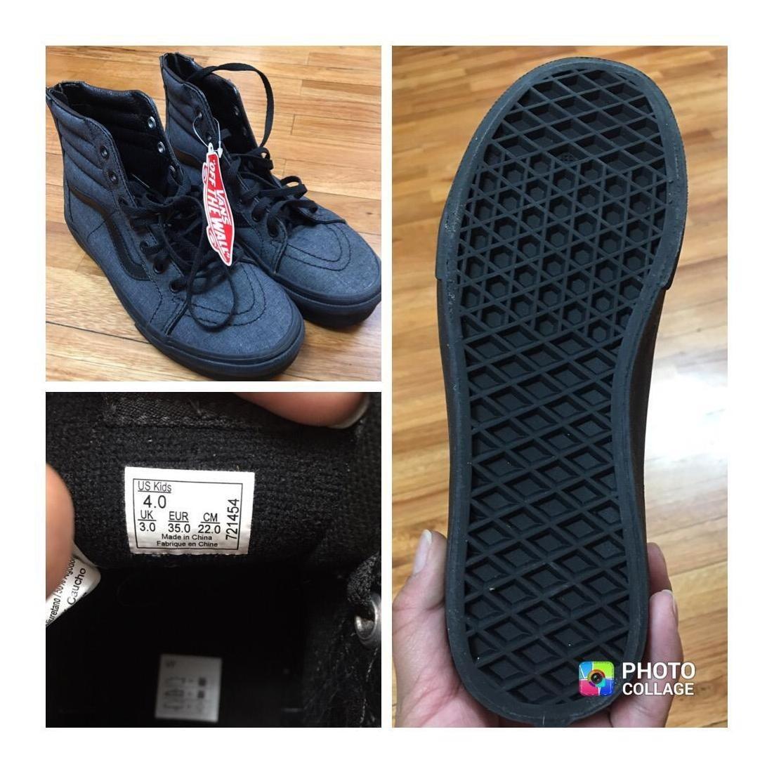 Con rapidez Amigo por correspondencia bancarrota  Zapatillas Marca Vans Talla 35 Niño - U$S 50,00 en Mercado Libre