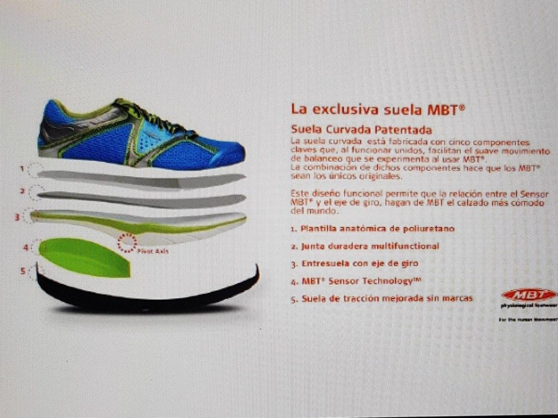 ModelaTalle 36 Y MbtCorrige Postura Zapatillas 0N8XnkOPw