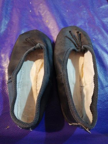zapatillas media punta de ballet