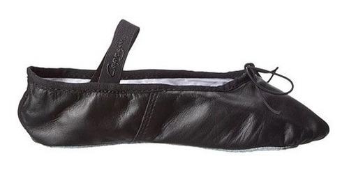 zapatillas media punta suela corrida capezio modelo daisy