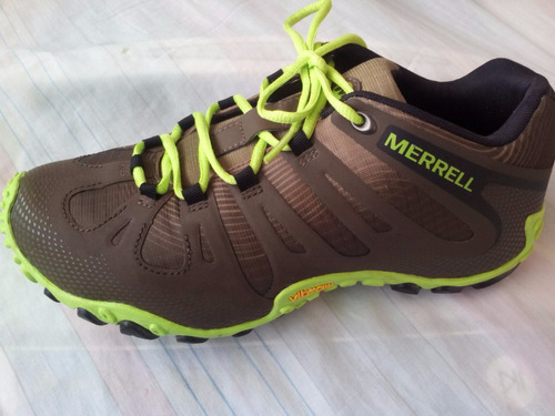 zapatillas merrell chameleon  s/380.  en tienda