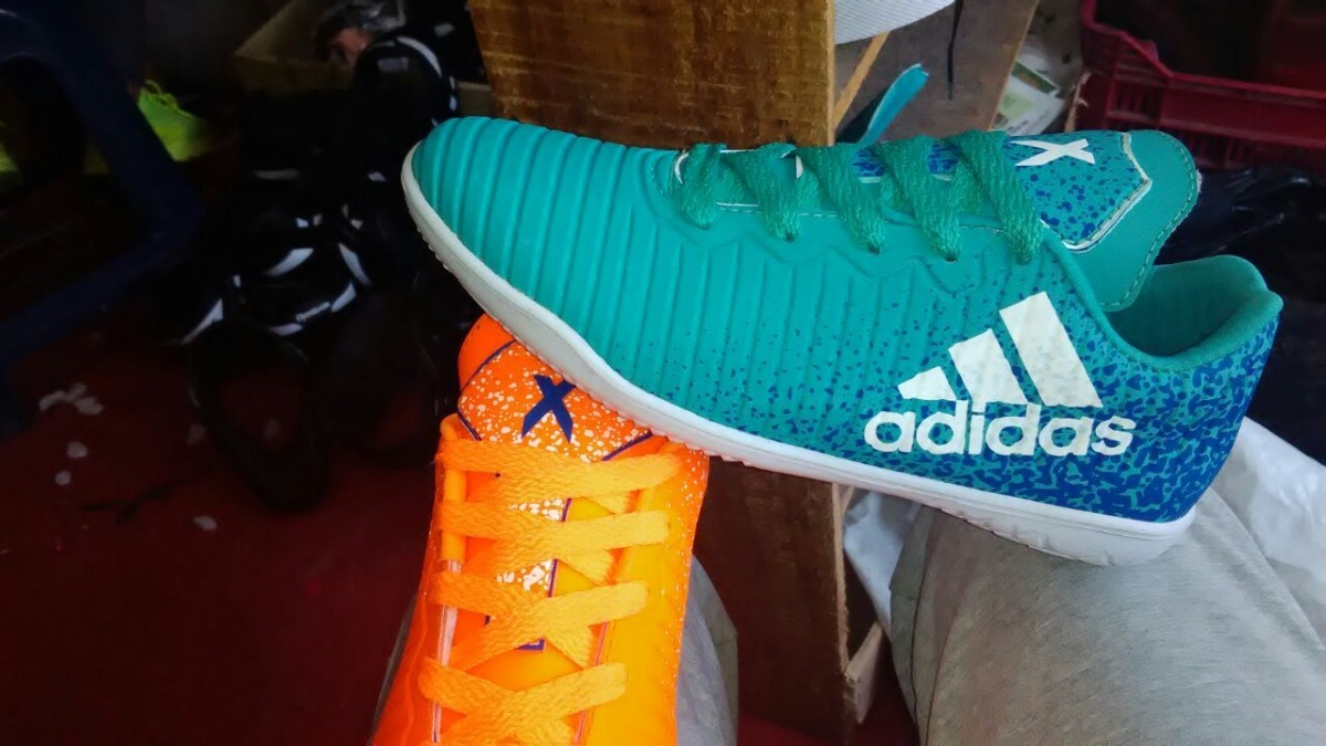 Zapatillas Microfutbol, Futsal Y Sintética adidas