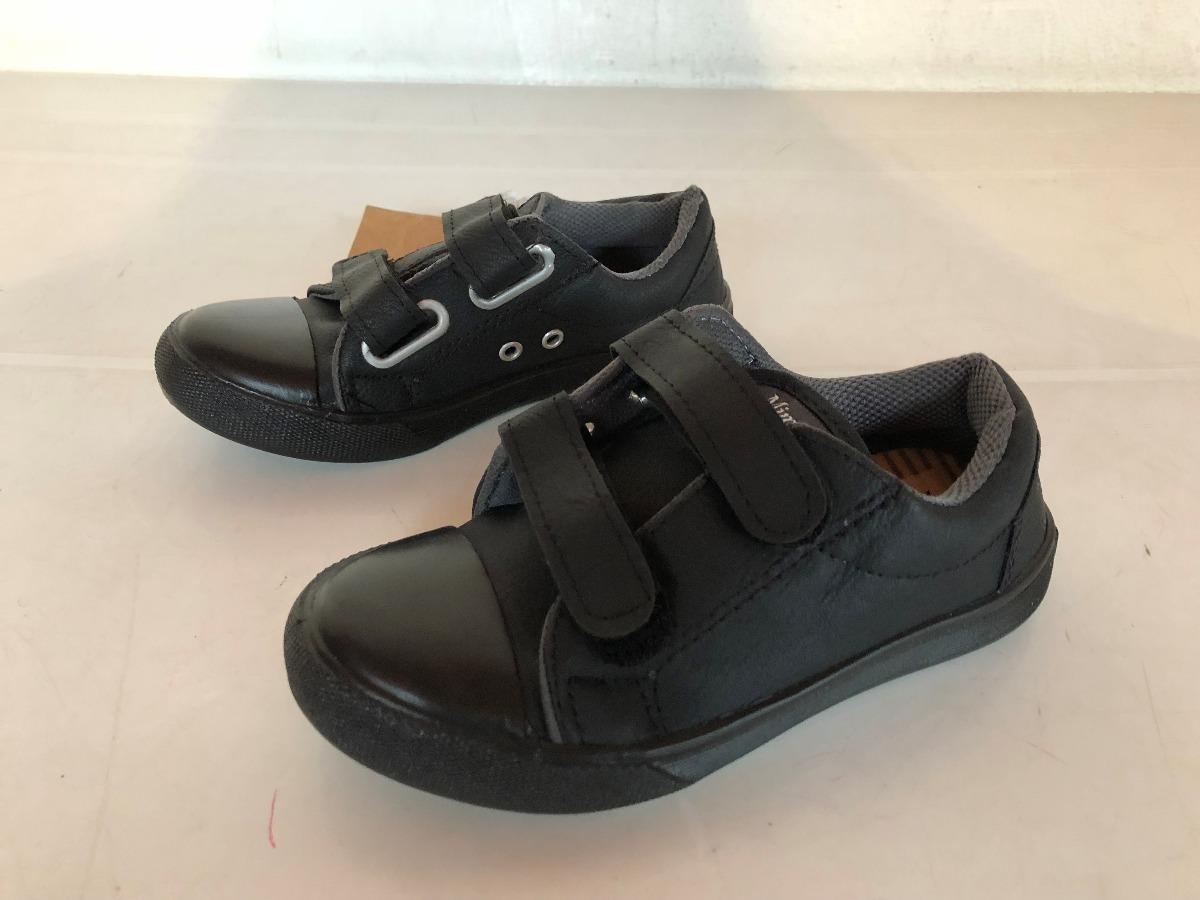 fcc0cf555a0 zapatillas mimo eco cuero negras abrojos 18 nuevas! Cargando zoom.