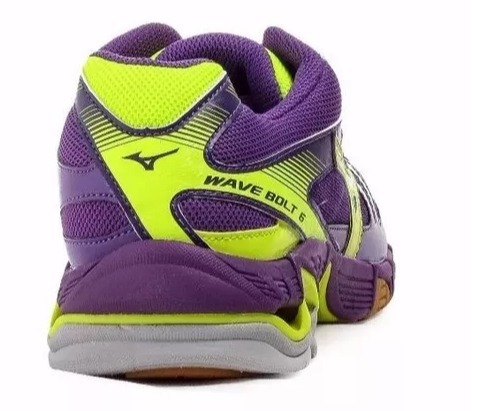 284eaeee1084 Zapatillas Mizuno Wave Bolt 6 Voley Handball - $ 2.750,00 en Mercado ...