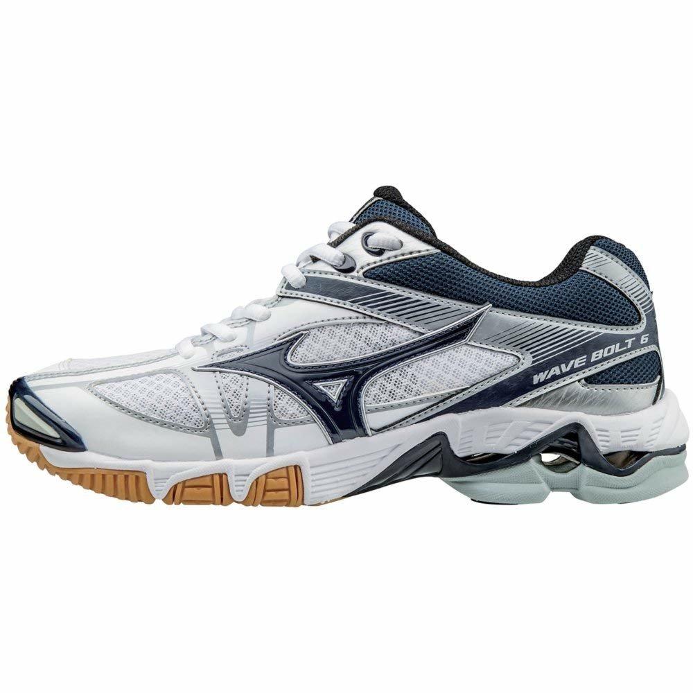 0aa2b24f82a1 Zapatillas Mizuno Wave Bolt 6 Voley, Mujer 37,5 - $ 4.300,00 en ...