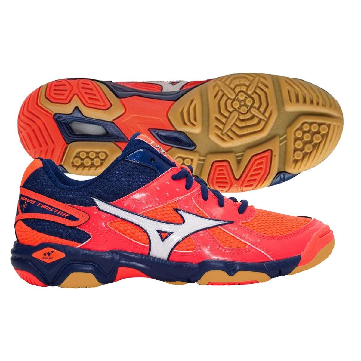 low priced 28a59 14dec zapatillas mizuno wave twister 4 indoor volley handball. Cargando zoom.