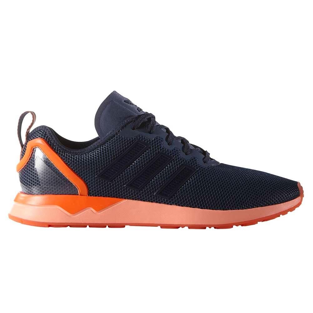 993c20d9e1b49 zapatillas moda adidas originals zx flux adv-213 azul. Cargando zoom.